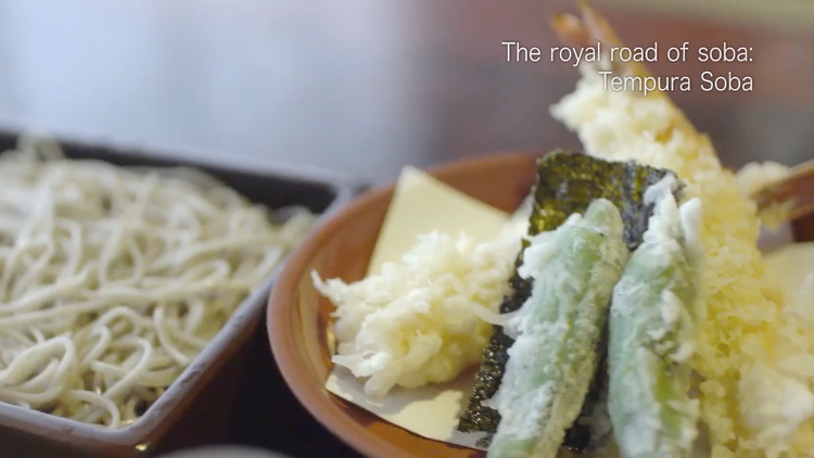TimeOut : The oldest soba joint in Japan